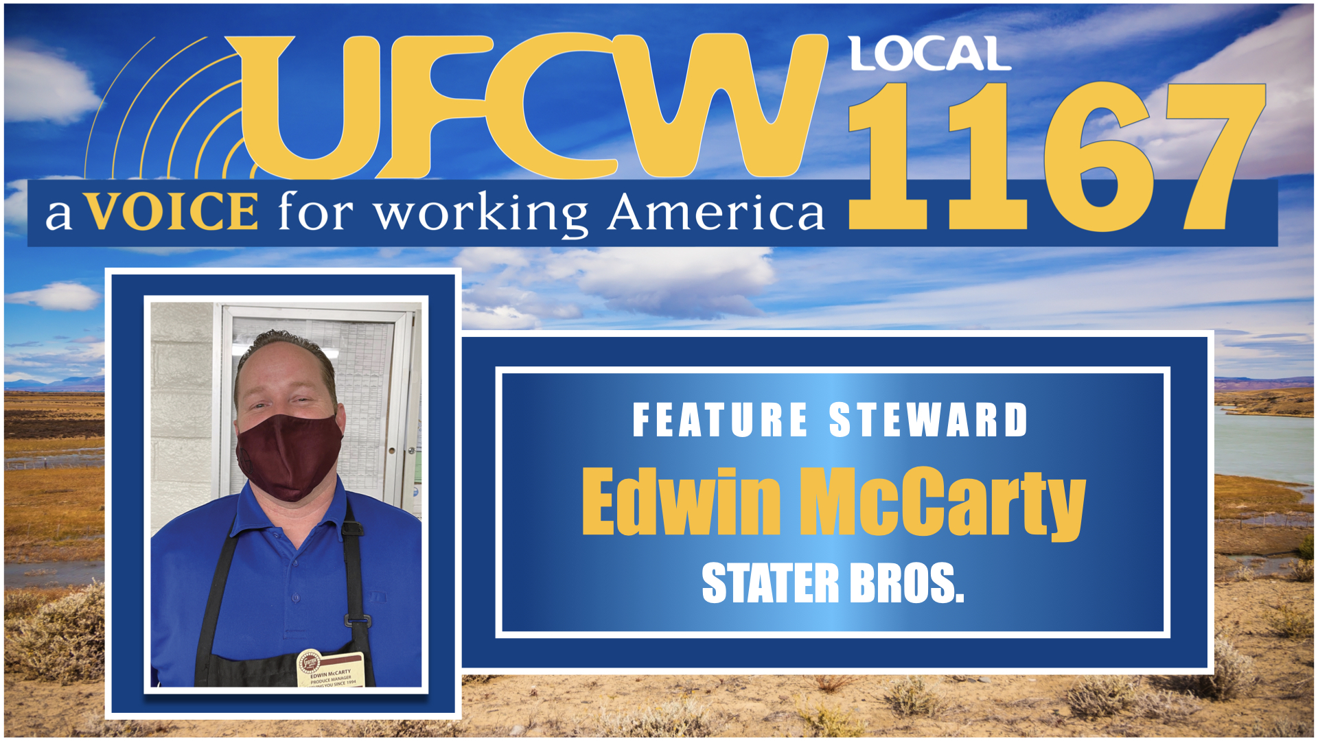 Featured Steward